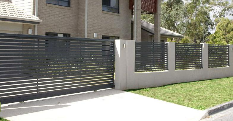 Domestic Automatic Sliding Gates
