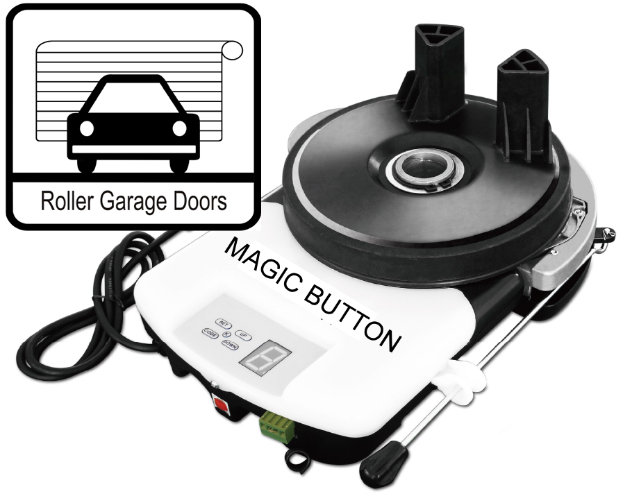 Door openers mdi automatic gates sliding gates for Selecting a garage door opener