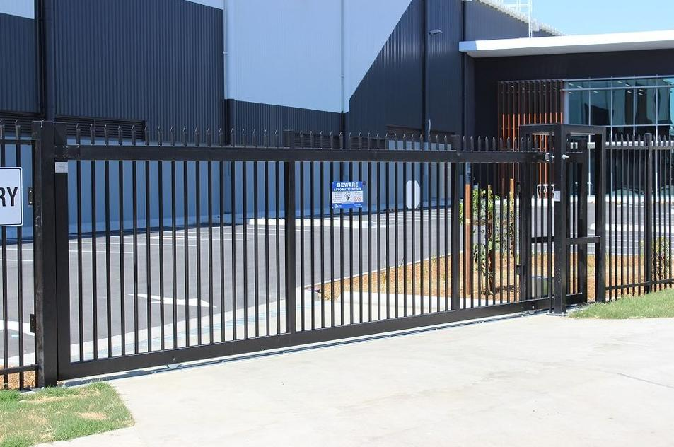 Magic Door Industries |Commercial Automatic Gates ...