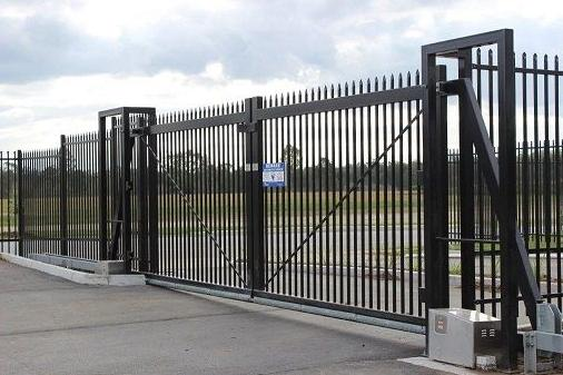 Magic Door Industries Commercial Automatic Gates